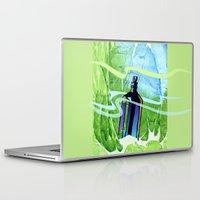 underwater Laptop & iPad Skins featuring Underwater by Patricia Howitt