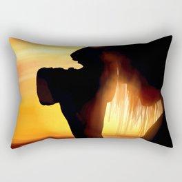 Capturing the Moment Rectangular Pillow
