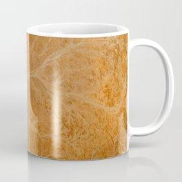 Ripples on Namibia Coffee Mug