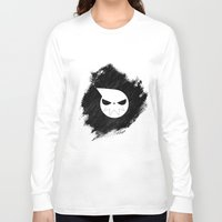 soul eater Long Sleeve T-shirts featuring Soul Eater by Bradley Bailey