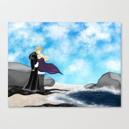 Sophie and Keefe Canvas Print