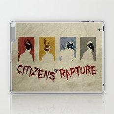 Bioshock - Citizens of Rapture Laptop & iPad Skin
