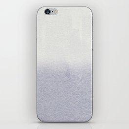 FADING GREY iPhone Skin