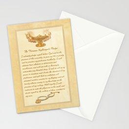 The Florence Nightingale Pledge Stationery Cards