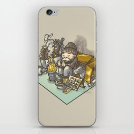 Recessionopoly iPhone Skin