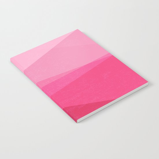 Stripe XI Cotton Candy Notebook