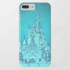 CINDERELLA CASTLE iPhone 7 Plus Slim Case