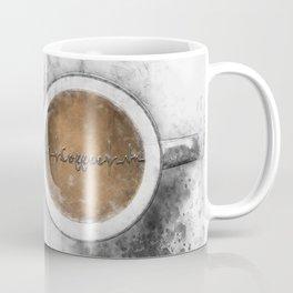 Coffee Heartbeat Coffee Mug