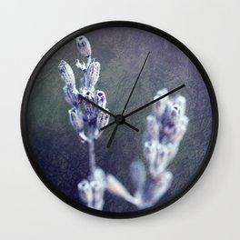 How Gracious is Solitude Wall Clock