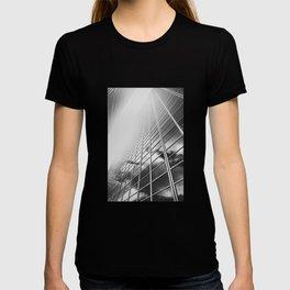 Reflector - Building - Urban I Fine art T-shirt