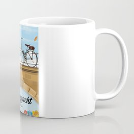 Herengracht Amsterdam Canal Poster. Coffee Mug
