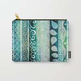 Dreamy Tribal Part VIII Carry-All Pouch