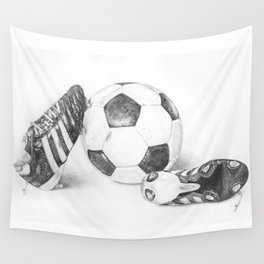 Football Wall Tapestry