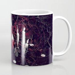 Pumpkins And Candles 2 Coffee Mug