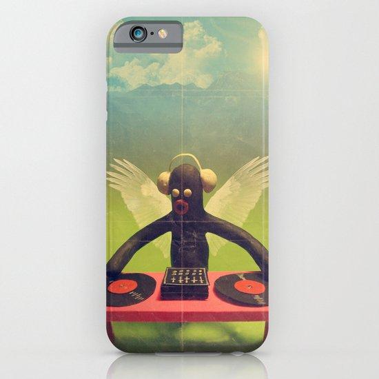 """last night a DJ saved my life"" iPhone & iPod Case"