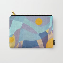 Sun is Life Carry-All Pouch