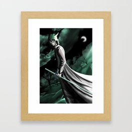 Ulquiorra Framed Art Print