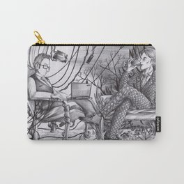 Hannibal/POI : Brilliant Minds Carry-All Pouch