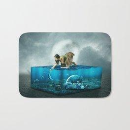 The lost Aquarium Bath Mat