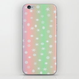 Winter Color iPhone Skin