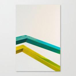 Bend Canvas Print