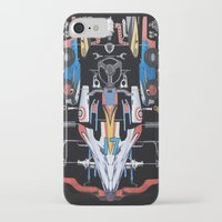 givenchy iPhone & iPod Cases featuring Givenchy Black Racing Car by V.F.Store