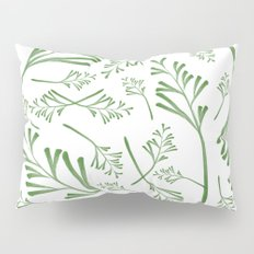 Leafy Greens Pillow Sham