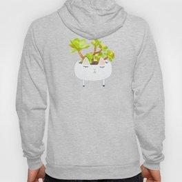Kawaii succulents Hoody