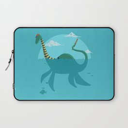 "Loch""Ness"" Monster Laptop Sleeve"