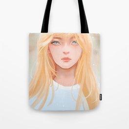 Irene RED VELVET Tote Bag