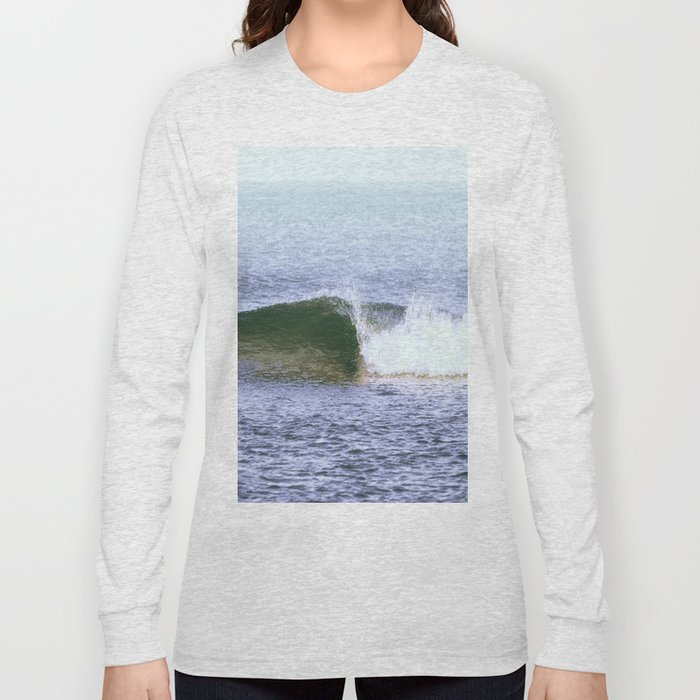 Lone Wave Long Sleeve T-shirt