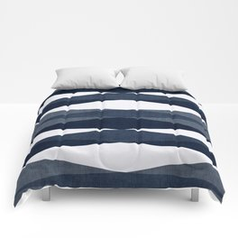 Harar in Navy Blue Comforters