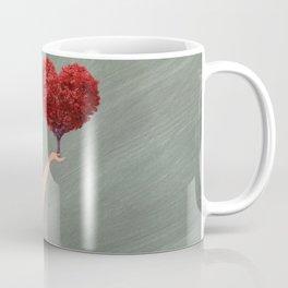 RED LOVE Coffee Mug