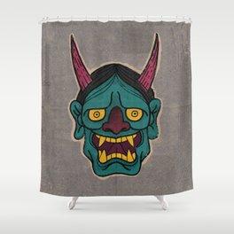 Hannya I Shower Curtain