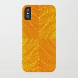Golden Suitcase iPhone Case