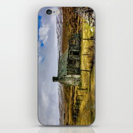 Derilict in the Yorks Dales iPhone Skin