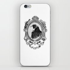 Old Black Crow iPhone & iPod Skin