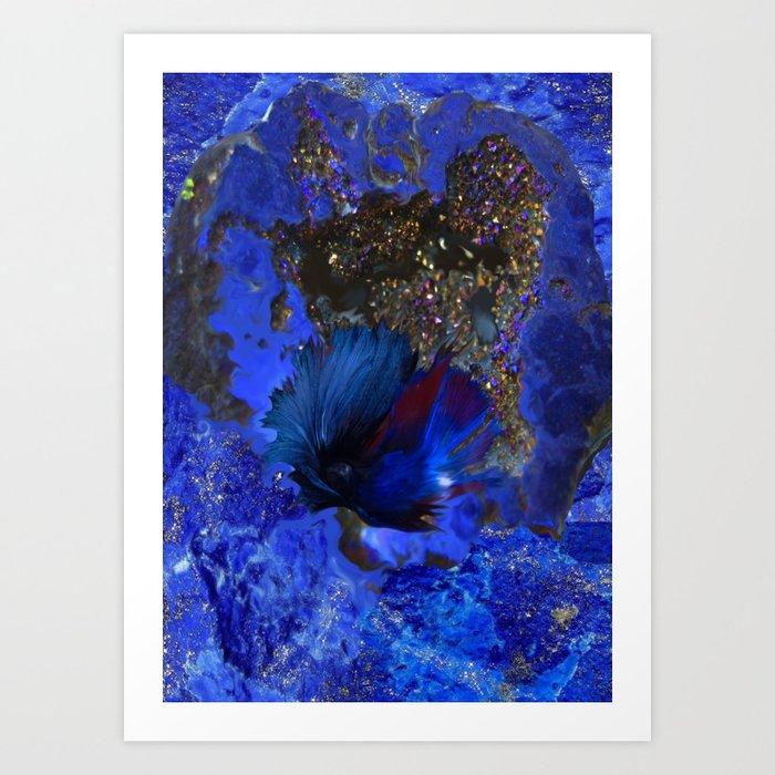 Magic Invasion Art Print