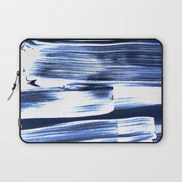 Black Stripes Laptop Sleeve