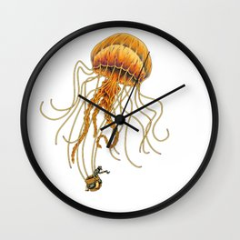Jellyballoon Wall Clock