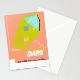 BRAINS FOR KILL Stationery Cards
