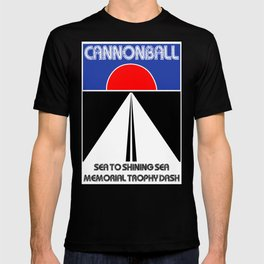 Cannonball Run T-shirt