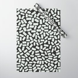 Half Empty or Half Full? Wrapping Paper