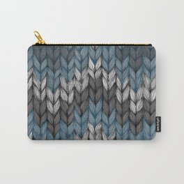 knit3 Carry-All Pouch