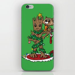 Grootmas Tree iPhone Skin