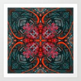 Mandala #2 Art Print