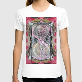 Echo Through the Sands of Time T-shirt