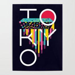 Tokyo - Japan Poster