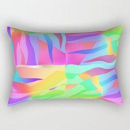 FLOWING GOSSAMER Pattern Rectangular Pillow