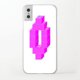Play with me Clear iPhone Case